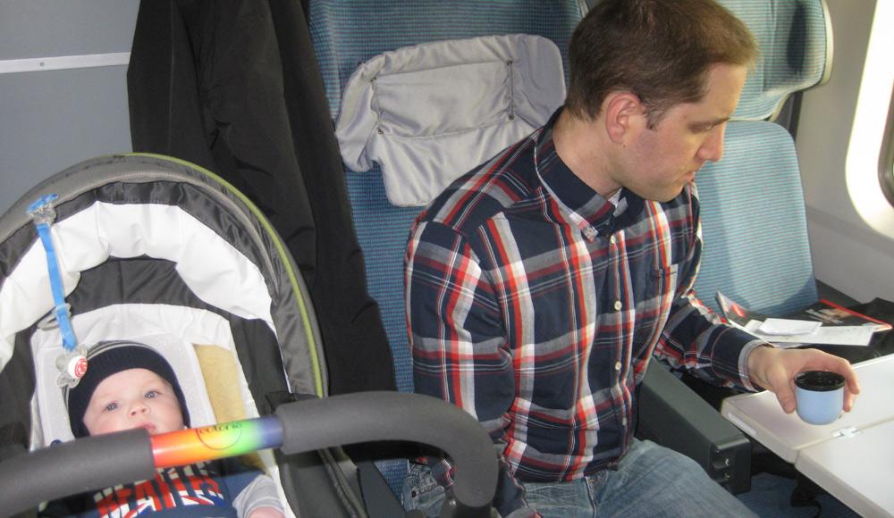 german rail with kids