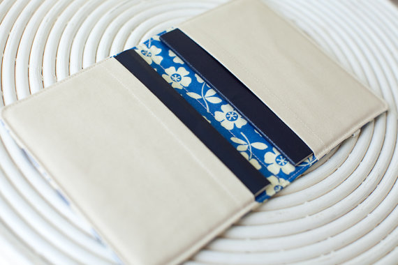 Family passport wallet by Pecan Tree Creations