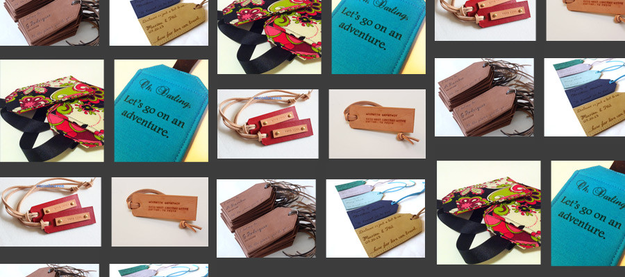 The best customizable luggage tags